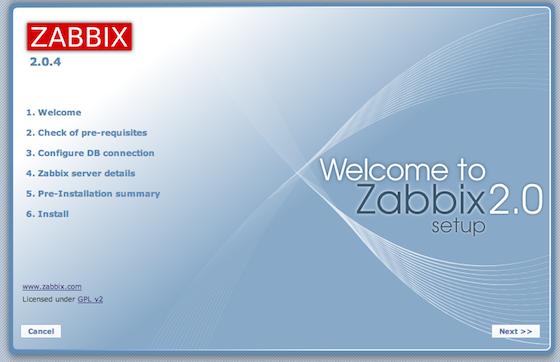 AWS上にzabbix-server構築してみた (Nginx + php-fpm) - blog youyo info